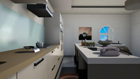 122222 - Classic - Kitchen  - by Bandara Beliketimulla