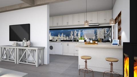 Nordland - Minimal - Kitchen  - by Claudia Correia