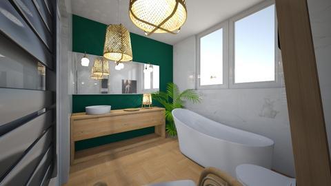 Bathroom - Bathroom  - by kasiakocjan