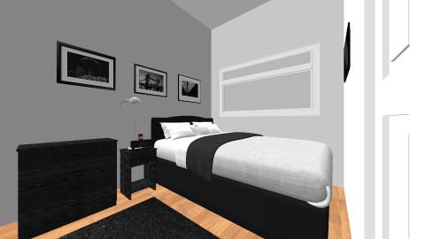 joeys room - Modern - Bedroom - by aimeebrookes_