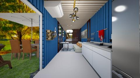 1Container home contest - by lusfale