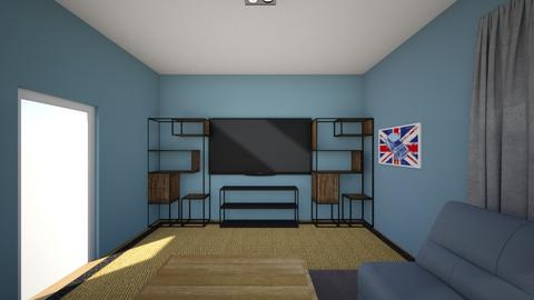 living room project - Living room  - by ted troth