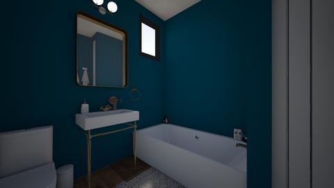 london home - Bathroom - by zozan