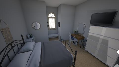 Home Room - Bedroom  - by eem1023
