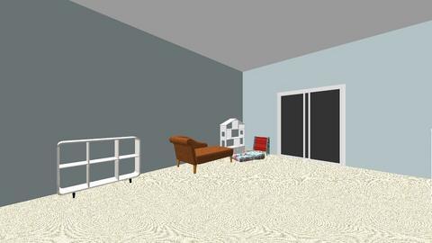 playroom - Kids room  - by Hayley Osborn
