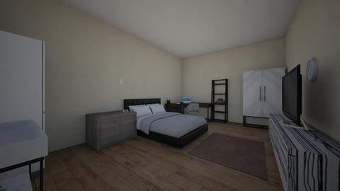 Ivan Indrayanto - Rustic - Bedroom  - by Ivanmaker