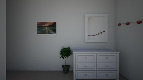 room 1 - Bedroom  - by lilliankimball07