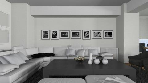 Livingroom011 - Modern - Living room  - by Ivana J