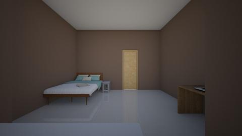 Abigail Thomas - Bedroom  - by lilg129class