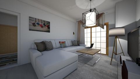 vogue2 - Living room  - by aeemre