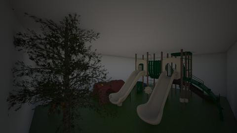 Playground - by Taza Rojelio