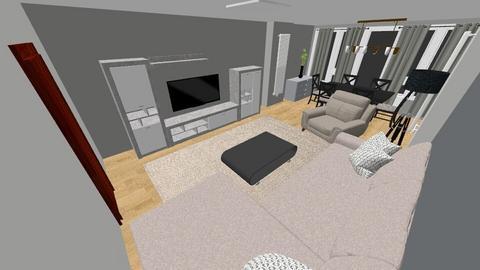 Living Room 1 - Modern - Living room  - by asevastre