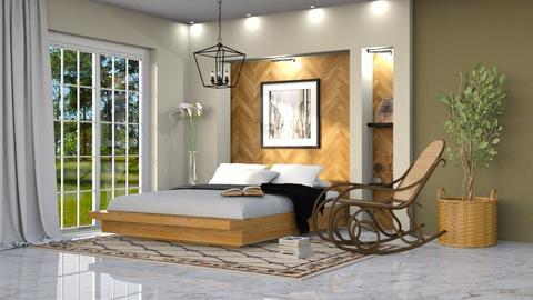 THONET - Bedroom  - by Alecio