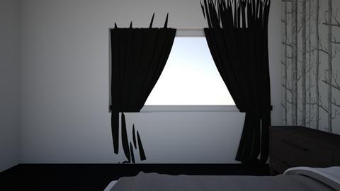 math house - Modern - Bedroom - by dakayla