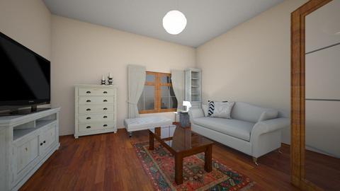 Living room v2 - Living room  - by Earvette