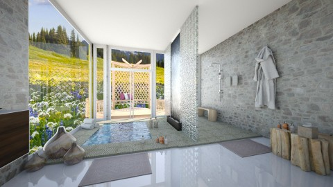 Millionaire bathroom - Modern - Bathroom  - by deleted_1524503933_Architectural