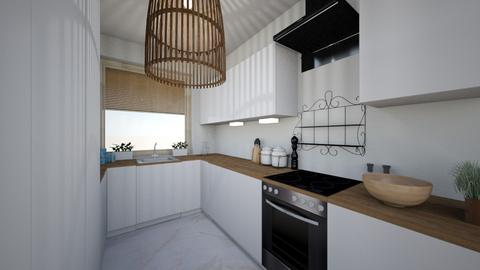 2 - Minimal - Kitchen  - by Lenamider