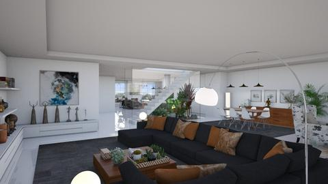 Estoril XIII - Modern - Living room  - by Claudia Correia