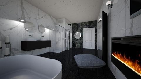 Luxurious bathroom  - Bathroom - by Ivelina Filipova