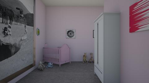 nursery - Kids room  - by wellsky