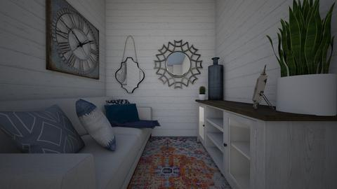 tiny house - Living room - by estovall33