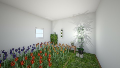 garden paradise - Country - Garden  - by LRK designs