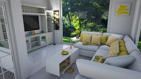 Living room - Living room  - by Kira Moseley