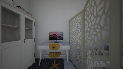 quarto  - Modern - Bedroom - by samara feitossa 23223111111111