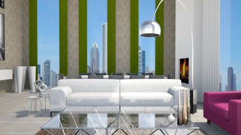 HOME SWEET HOME  - Modern - Living room - by ostwany_aboud