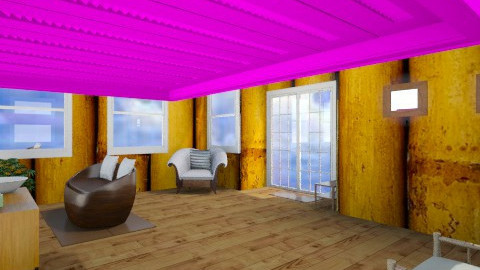 Bamboo Living - Country - Living room  - by abbey siddle