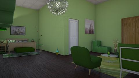 My Design - Eclectic - Bedroom  - by Peyton G