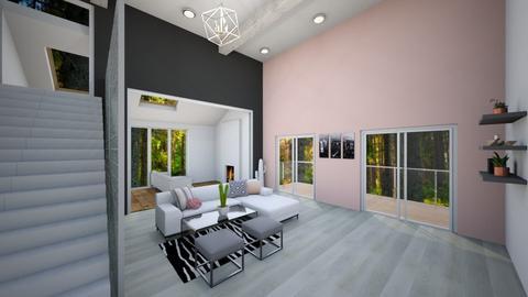 How I live - Modern - Living room - by Linde Hubbard