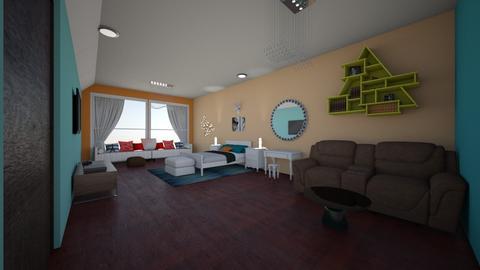 Luxury Guest AM - Minimal - Bedroom  - by Ravina_9069