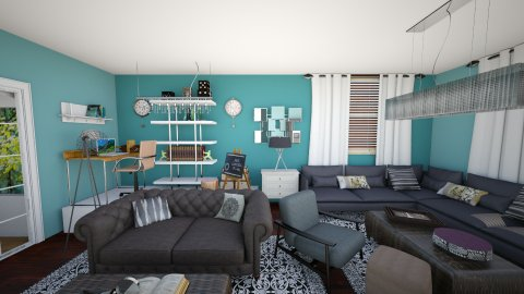 living room pic3 - by miast