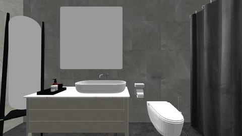 commonbath1 - Bathroom  - by idontknowme