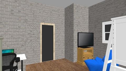Michael Mallon - Modern - Living room  - by lilg129class