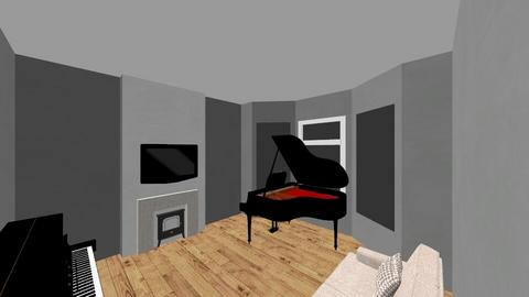 FrontRoom - Living room  - by pobx
