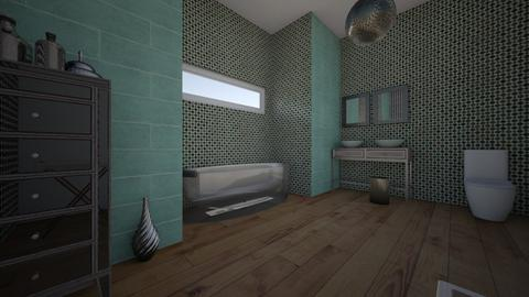 001 - Modern - Bathroom - by decordiva1