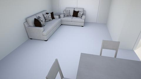 2 sofa - Modern - Living room  - by zurigross