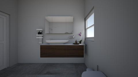 Project 4 Part 5 - Bathroom - by Mpumie