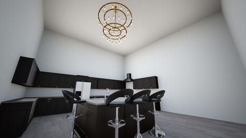 Luxury Master Bedroom - Modern - Bedroom  - by rat kenneddyyy