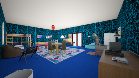 megans bedroom - Eclectic - Kids room  - by 090459112