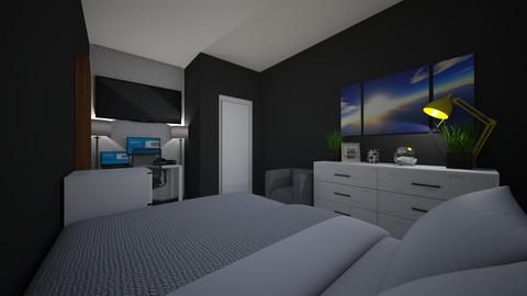 Nolans Bedroom - Modern - Bedroom  - by Nolan_Ladd