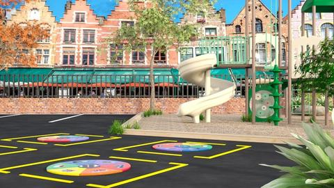 Park and Play - Garden  - by LB1981