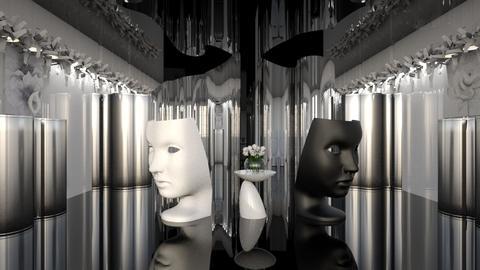 Crazy decor - by Ann Miller