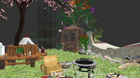 fairy garden - Garden - by 16mondeauxm