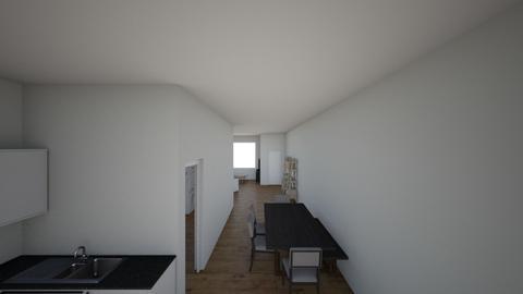 Langeveld - Living room - by Kathinka