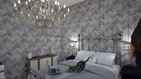 Nat konstigt rum xD - Modern - Bedroom  - by MatPet