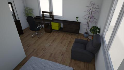 Big Bedroom - by ivan4ouamirov