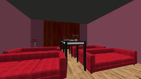 Cinema room - by rebeca2005polo10